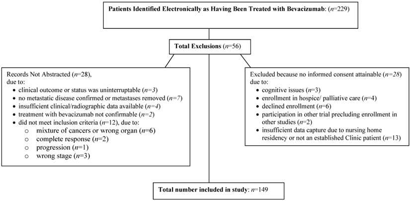 Modeling Efficacy Of Bevacizumab Treatment For Metastatic Colon Cancer